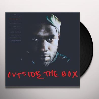 M Sayyid OUTSIDE THE BOX Vinyl Record