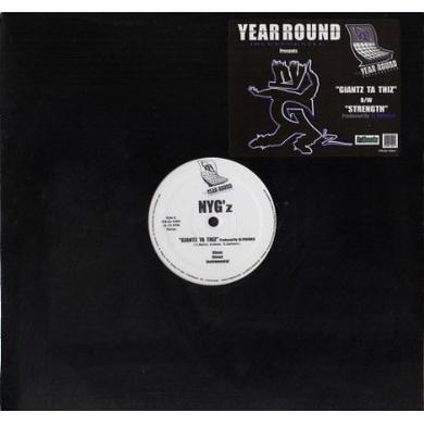 Nygz GIANTS TA THIS Vinyl Record