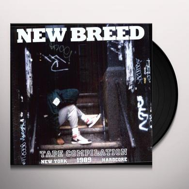 NEW BREED TAPE COMPILATION / VARIOUS Vinyl Record