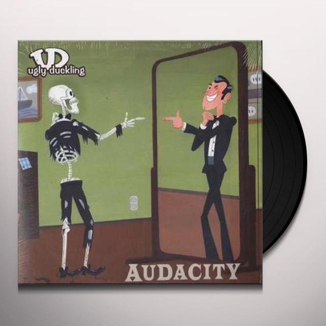 Ugly Duckling AUDACITY (Vinyl)