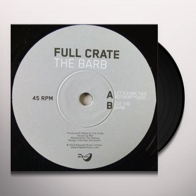 Full Crate BARB Vinyl Record