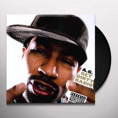 Ag GET DIRTY RADIO Vinyl Record