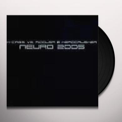 X-Cabs/Riddler & Headcrush NEURO 2005 Vinyl Record