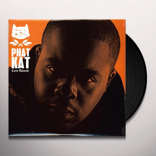 Phat Kat CARTE BLANCHE Vinyl Record