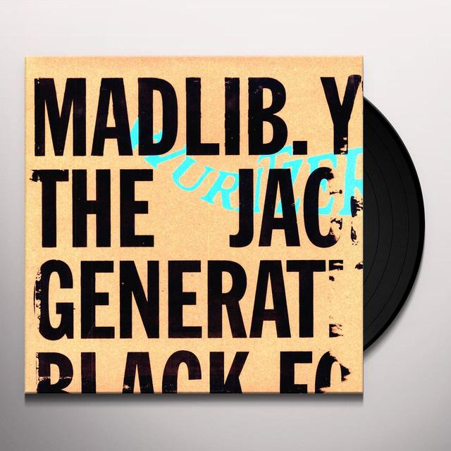 Madlib MEDICINE SHOW NO. 7: HIGH JAZZ Vinyl Record