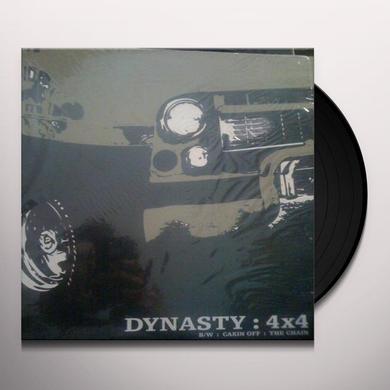 Dynasty 4 X 4 Vinyl Record