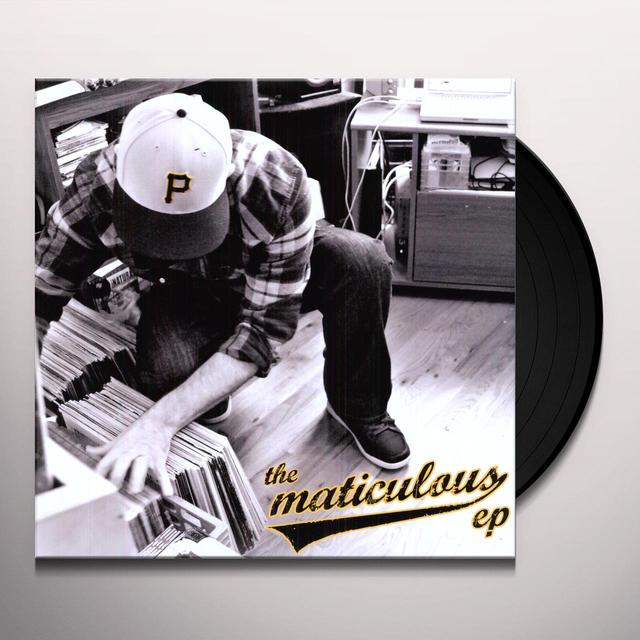 MATICULOUS (EP) Vinyl Record