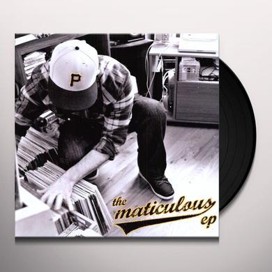 MATICULOUS (EP) Vinyl Record