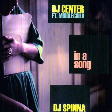 Dj Center IN A SONG Vinyl Record