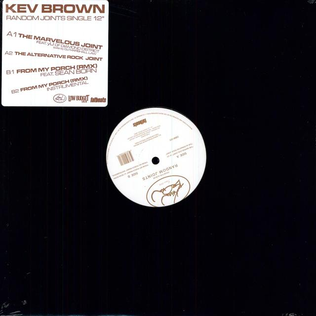 Kev Brown MARVELOUS JOIN Vinyl Record