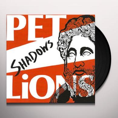 Pet Lions SHADOWS Vinyl Record