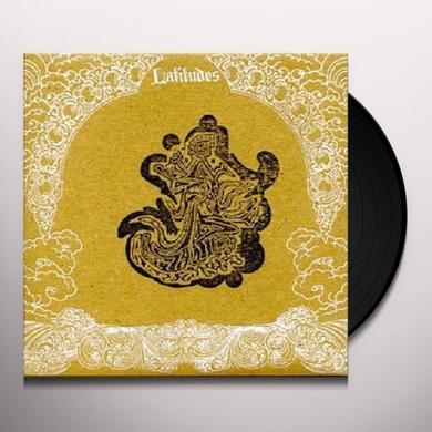 Gang Gang Dance KAMAKURA Vinyl Record