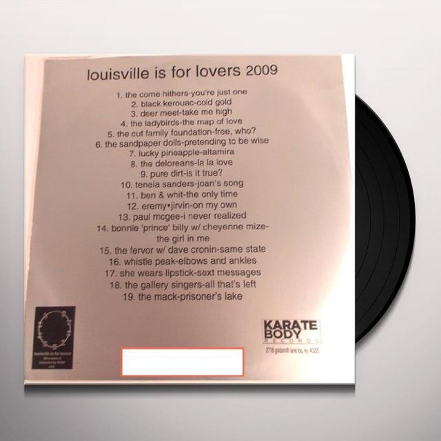 LOUISVILLE IS FOR LOVERS 9 (Vinyl)