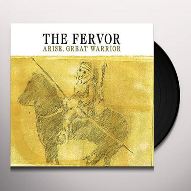 Fervor ARISE GREAT WARRIOR Vinyl Record
