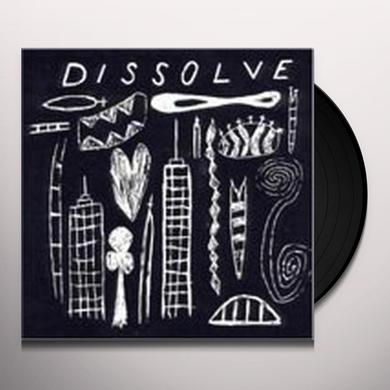 Dissolve THAT THAT ISIS (NOT) Vinyl Record