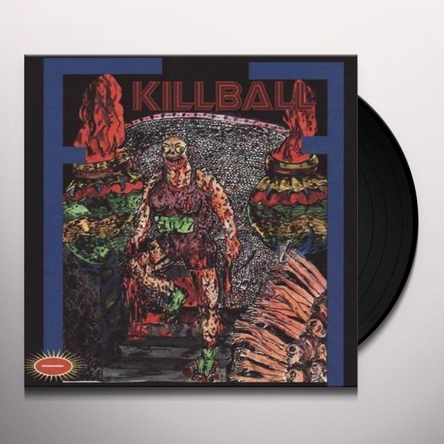 Friends Forever KILLBALL Vinyl Record