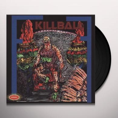 Friends Forever KILLBALL Vinyl Record