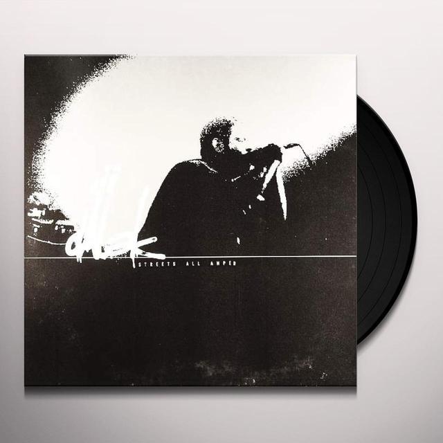 Dalek STREETS ALL AMPED Vinyl Record
