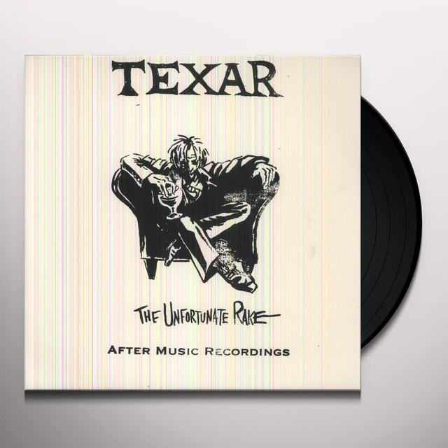 Texar Askatu & Maria UNFORTUNATE RAKE Vinyl Record