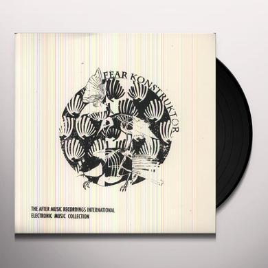 Maria Fear Konstruktor / Askatu VITORIANOS Vinyl Record