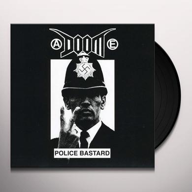 Doom POLICE BASTARD Vinyl Record