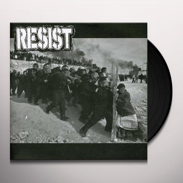 Resist ANOTHER DAY IN PARADISE (Vinyl)
