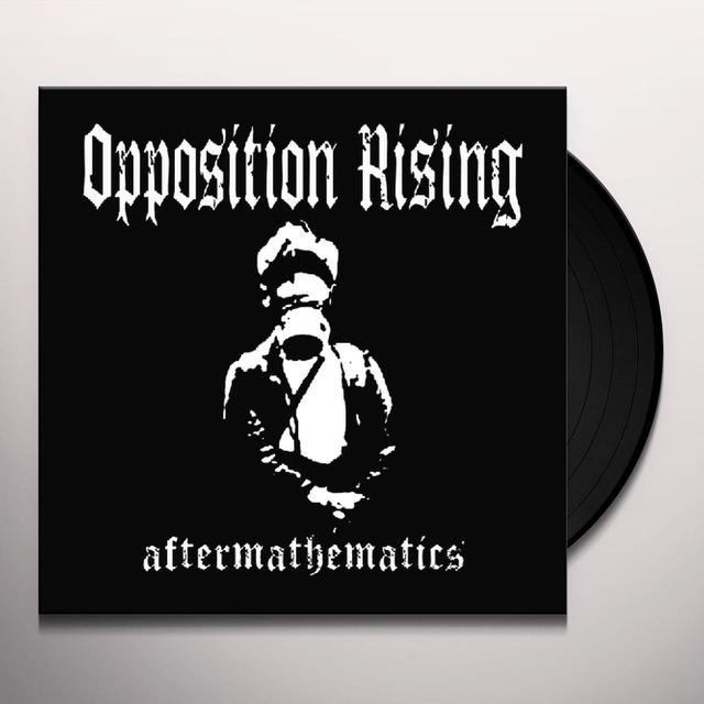 Opposition Rising AFTERMATHEMATICS Vinyl Record