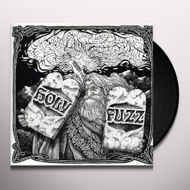 HOLY FUZZ / VARIOUS Vinyl Record