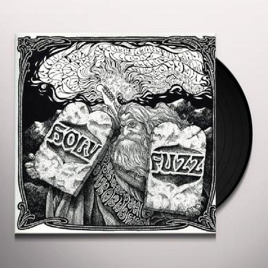 HOLY FUZZ / VARIOUS Vinyl Record