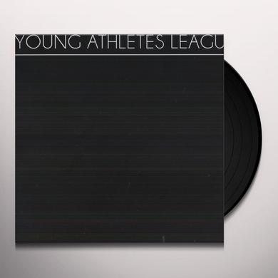 Young Athletes League WE ONLY FEED OURSELVES EP Vinyl Record