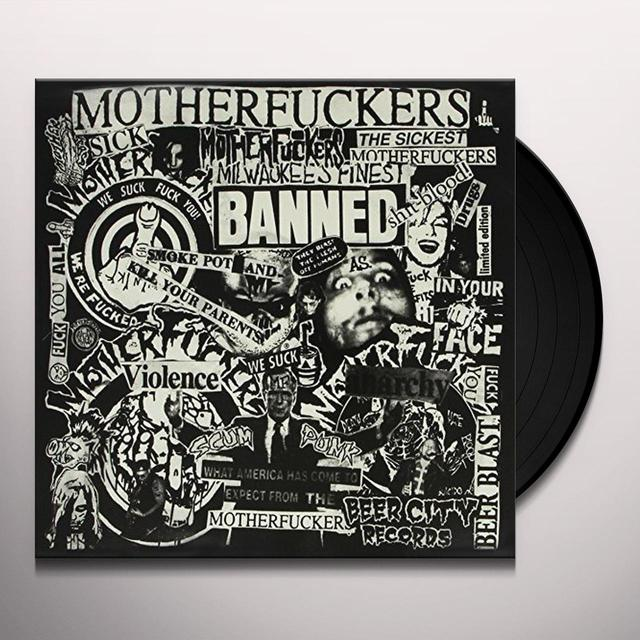 Motherfuckers WERE FUCKED Vinyl Record