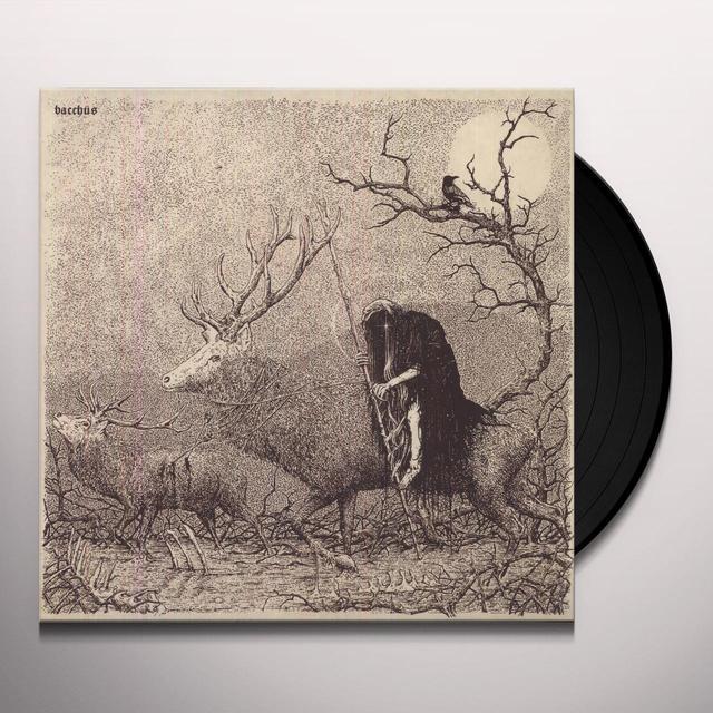 BACCHUS Vinyl Record