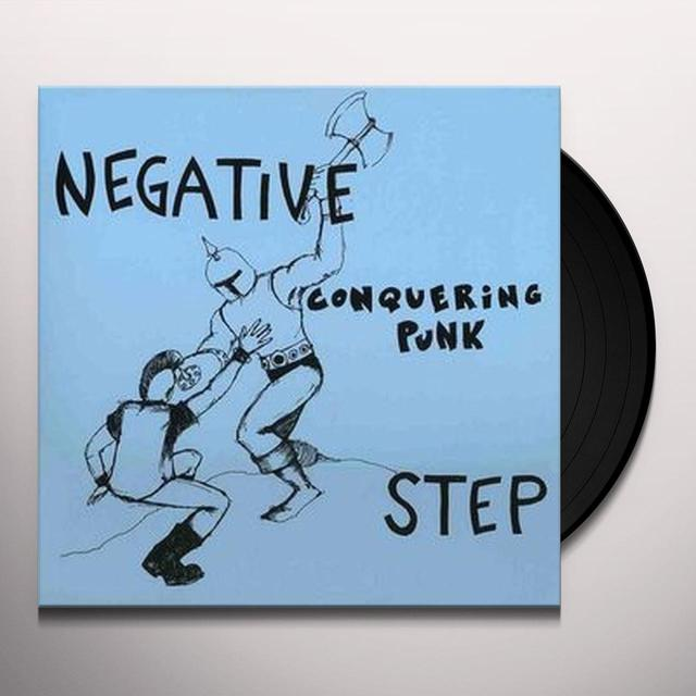 Negative Step CONQUERING PUNK Vinyl Record