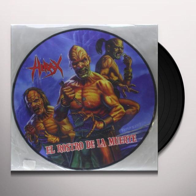 Hirax EL ROSTRO DE LA MUERTE (Vinyl)