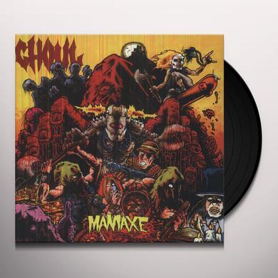 Ghoul MANIAXE Vinyl Record