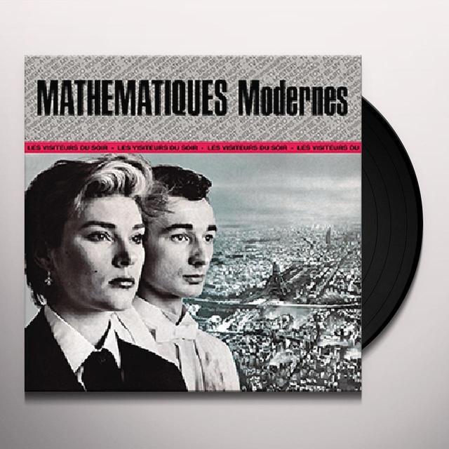 Mathematiques Modernes LES VIDITEURS DU SOIR Vinyl Record