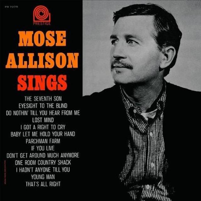 MOSE ALLISON SINGS Vinyl Record