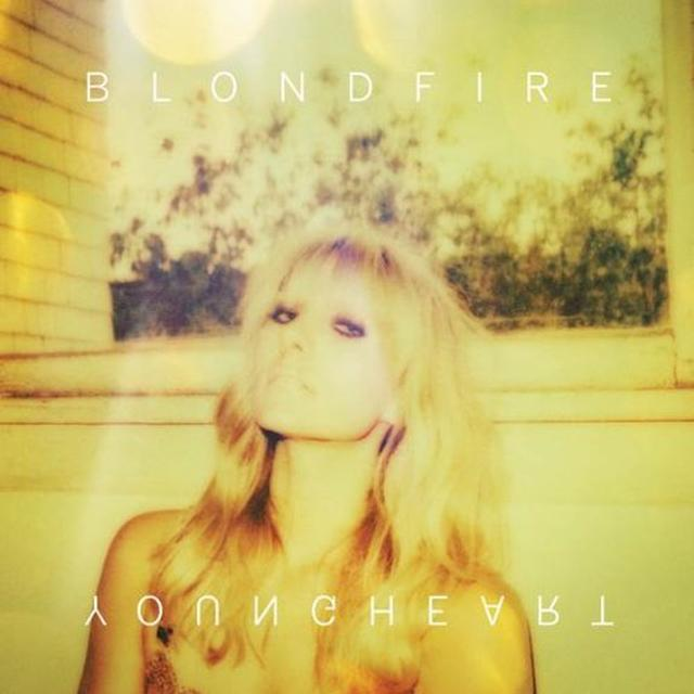 Blondfire YOUNG HEART Vinyl Record