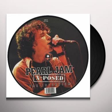 Pearl Jam X-POSED Vinyl Record - 10 Inch Single, Limited Edition, Picture Disc