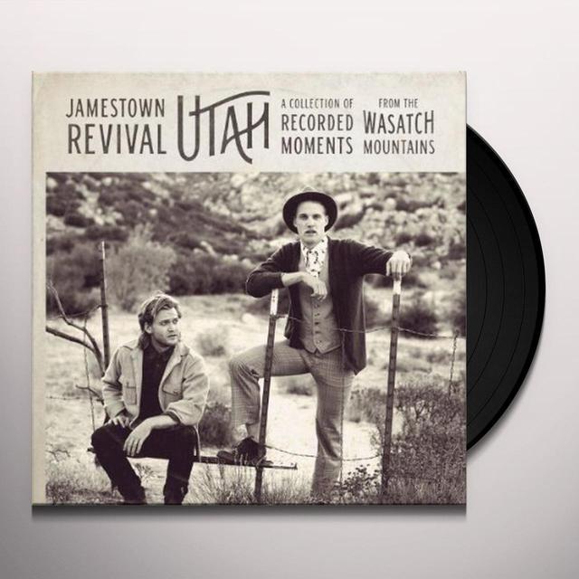 Jamestown Revival UTAH (Vinyl)