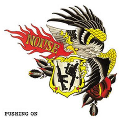 Noi!se PUSHING ON Vinyl Record