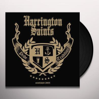 Harrington Saints PRIDE & TRADITION Vinyl Record