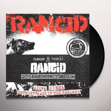 RANCID (RANCID ESSENTIALS 4X7 INCH PACK) Vinyl Record
