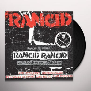 RANCID RANCID (RANCID ESSENTIALS 5X7 INCH PACK) Vinyl Record