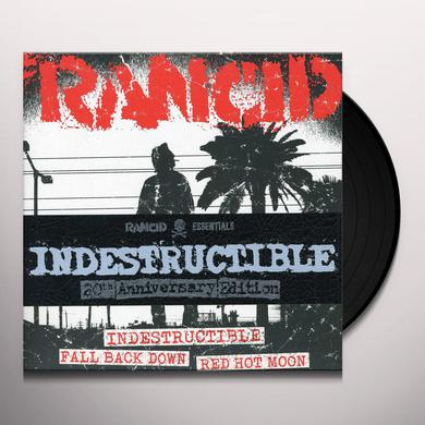 INDESTRUCTIBLE (RANCID ESSENTIALS 6X7 INCH PACK) Vinyl Record