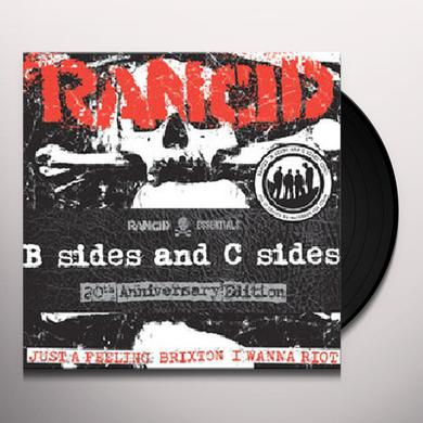 B SIDES & C SIDES (RANCID ESSENTIALS 7X7 INCH PACK Vinyl Record