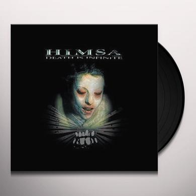 Himsa DEATH IS INFINITE Vinyl Record