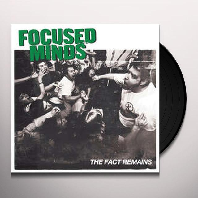Focused Minds FACT REMAINS Vinyl Record