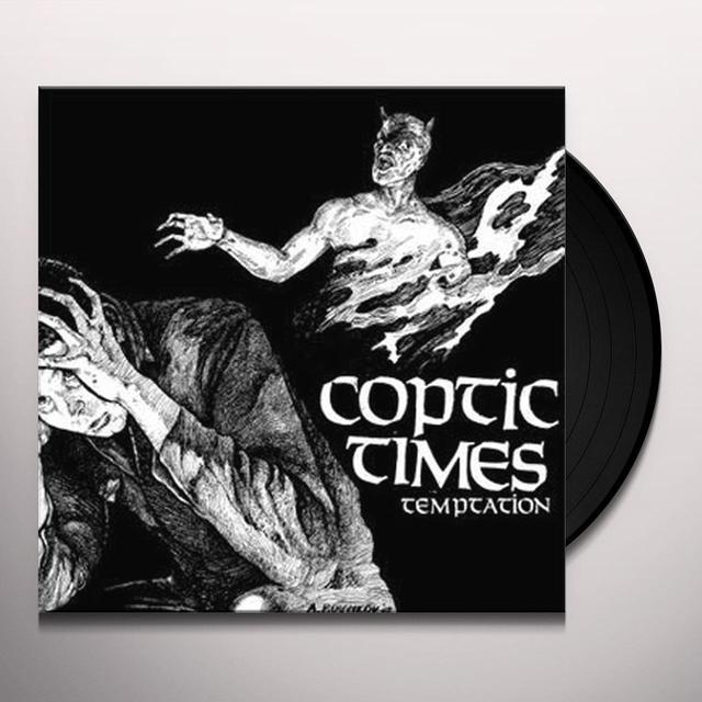 Coptic Times TEMPTATION Vinyl Record