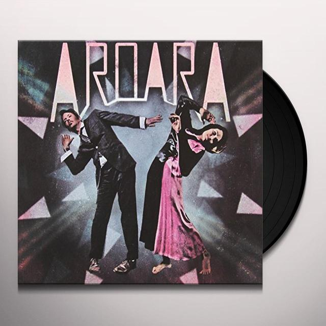 Aroara IN THE PINES Vinyl Record - Canada Import